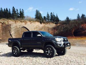 2012 Toyota Tacoma TRD sport Pickup Truck