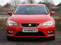 SEAT Leon Tsi Fr Technology 3dr PETROL MANUAL 2014/R