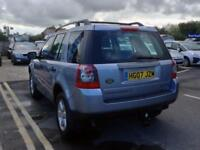 2007 LAND ROVER FREELANDER 2.2 Td4 GS 5dr