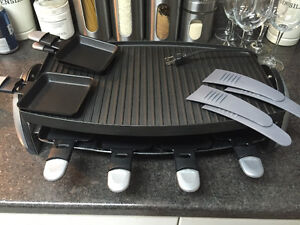 Reversible Raclette and Grill by Trudeau
