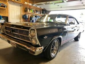1966 Ford Fairlane 500XL, restored, IFS, 428cid, Clean!