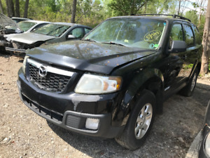 2008 Mazda Tribute *** FOR PARTS *** INSIDE & OUTSIDE ***