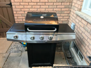 Cuisinart BBQ Machine with Gas Tank