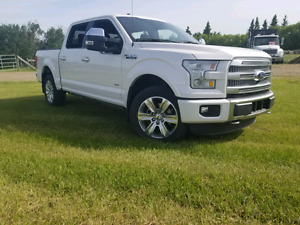☆IMMACULATE☆2015 F-150 Platinum FX4☆ECO-BOOST☆32KM!!!☆PANO ROOF☆