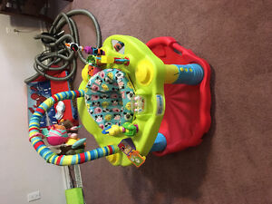 Exersaucer great condition