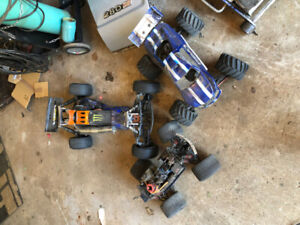 RC Trucks and Planes Sale