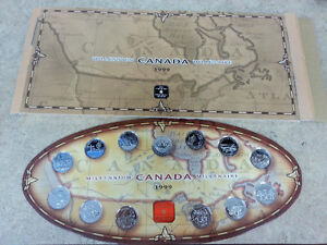 SPECIAL* 1999 Quarter sets and collector board *SPECIAL