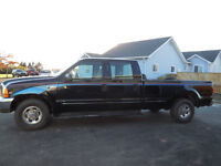 1999 Ford F-350 XLT Super Duty 2X4