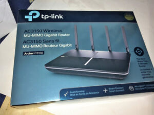 TP-Link AC3150 Smart Wireless Gaming Router - MU-MIMO, Wave 2