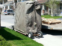 Hot Tub Spa Moving Delivery Disposal Storage