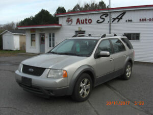 2007 Ford FreeStyle,,7 PASSAGER,TV,DVD,CUIR,TOIT,visa,master
