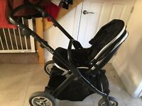 Babystyle Oyster Max Tandem Stroller