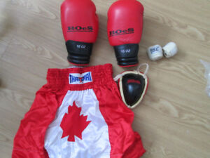 Boes Muay Thai Kit
