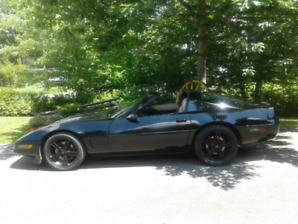 1995 corvette zr edition