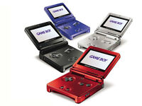 systeme-Game boy Advance Sp  + chargeur   seulement 29,99$