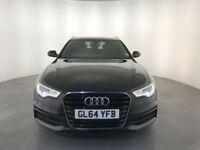 2014 64 AUDI A6 S LINE TDI ULTRA DIESEL ESTATE 1 OWNER FINANCE PX WELCOME