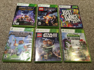 XBox 360 -Assorted Games
