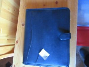 LEATHER BUSINESS CASE - NEW!!! - REDUCED!!!
