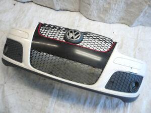 Bumper VW Volkswagen MK5 GTI 2007 Blanc