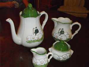 Collectable Sheep and Shepard crockery set Stratford Kitchener Area image 1
