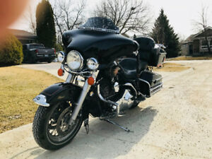 2001 HARLEY DAVIDSON ELECTRA GLIDE CLASSIC