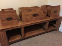 *Great condition* Havana Coffee Table by NEXT