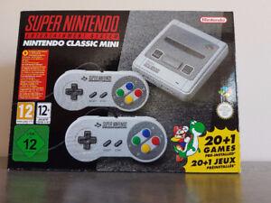 Super Nintendo Super NES Classic Edition