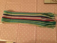 Colourful and warm scarve, only £3!