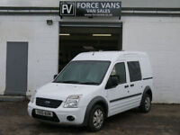 FORD TOURNEO CONNECT 1.8 TREND MINIBUS CREW BAND CAMPER PANEL MPV BUS DAY VAN