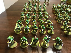 Warhammer 40k Imperial Guard Army For Sale London Ontario image 2