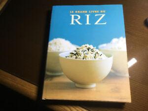 Le grand livre du riz, ed. Fioreditions