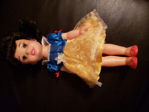 Original Disney Snow White as a Girl doll