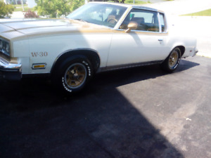 Very Rare 1980 Olds 442 W-30 Coupe