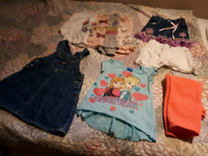 Small clothing lot for sale