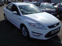 Ford Mondeo 2.0TDCi 140 Powershift 2011 Zetec TWO KEYS GREAT MPG