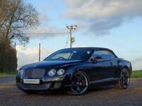2008 Bentley Continental 6.0 GTC 2dr