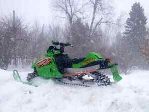 Skidoo artic cat f7 2003