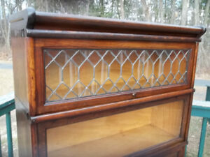 Wanted: Leaded glass barrister bookcase section