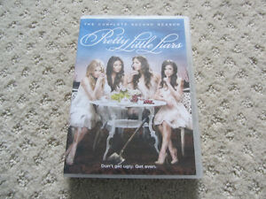 Pretty Little Liars (PLL) on DVD - Season 2