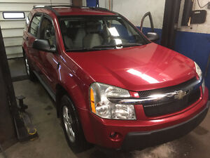 2005 Chevrolet Equinox LS SUV, Crossover Safetied and Etested