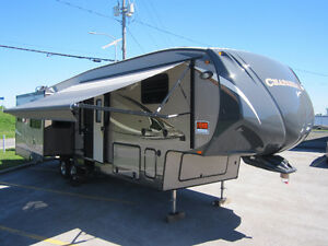 Coachmen Chaparral Signature 331MK 2014 roulotte a sellette
