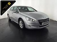 2011 61 PEUGEOT 508 SR HDI DIESEL 1 OWNER SERVICE HISTORY FINANCE PX WELCOME