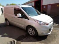 Ford Transit Connect 200 LIMITED SWB