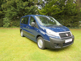 Fiat Scudo 2 Rare 2 Berth Camper Van For Sale