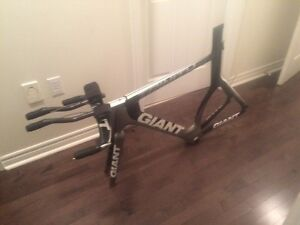 Giant Trinity advanced sl 2 frame set