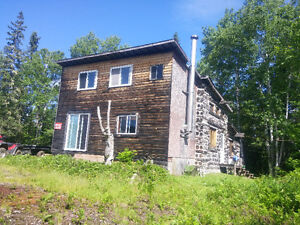 Camp for sale at spruce lake