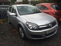 2006 Vauxhall Astra Active 1.4 5dr Hatchback *01-Year MOT* Low Miles 83,000 *FREE 03-Months Warranty
