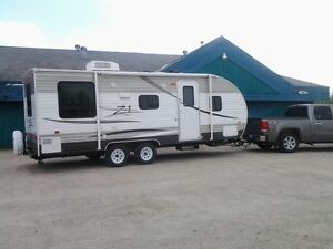 2013 Crossroads Z-1 Zinger 22ft (Excellent Shape) $16,000