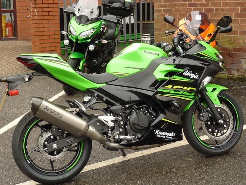 Kawasaki Ninja 400 Krt Performance Edition 2019 Model In Orrell
