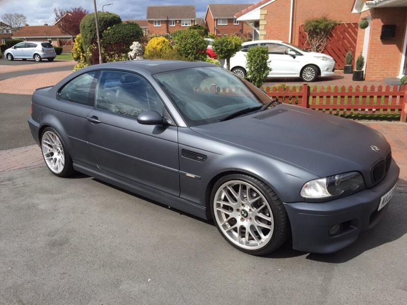 bmw m3 automatic or manual